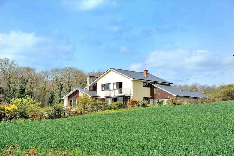 4 Bedrooms Detached House for sale in Catherines Well, Milton Abbas, Blandford Forum, Dorset