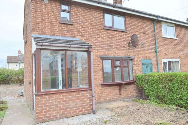 2 Bedrooms Terraced House for sale in Rhuddlan Road, Chester