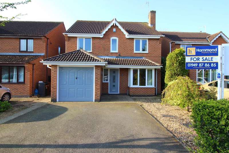 4 Bedrooms Detached House for sale in Laurel Way, Bottesford NG13
