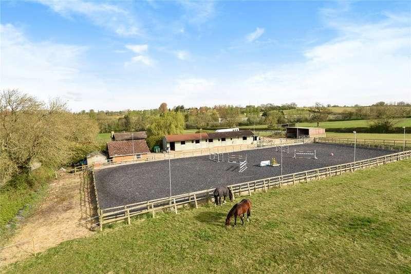 4 Bedrooms Barn Conversion Character Property for sale in Stewkley Lane, Mursley, Milton Keynes, MK17