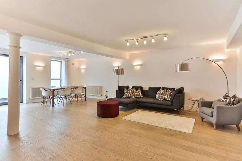 2 Bedrooms Flat for sale in 73 County Street, London