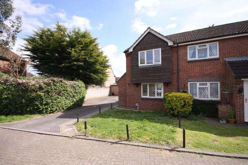 2 Bedrooms Terraced House for sale in Kingsmead, Cheshunt, EN8