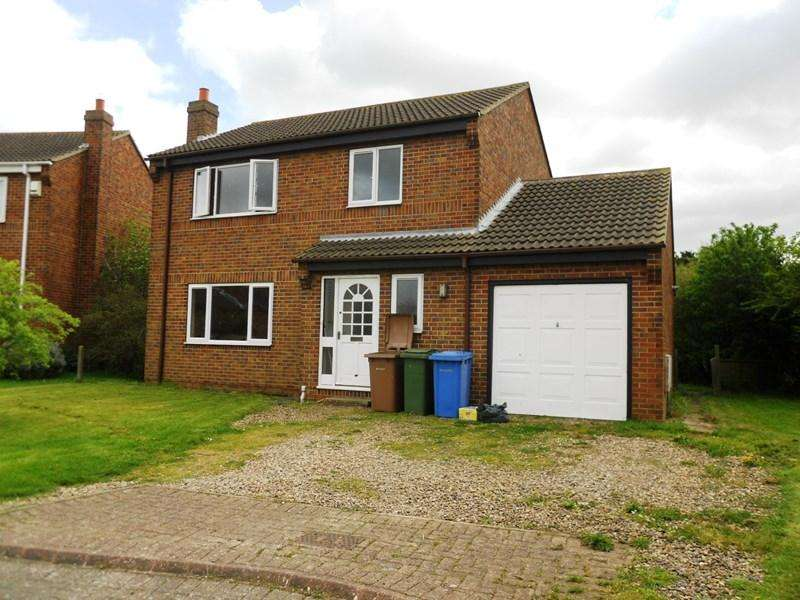 3 Bedrooms Detached House for sale in Osbourne Drive, Keyingham, Hull
