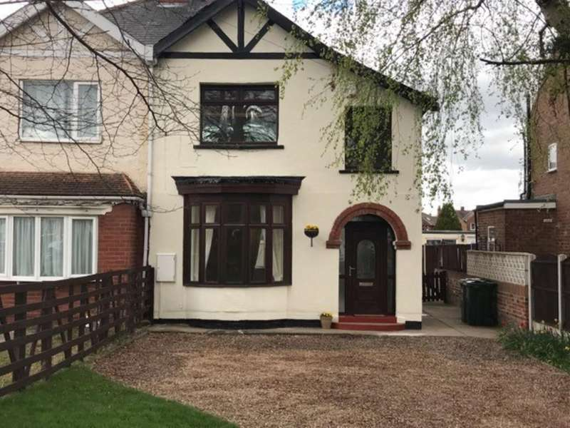 3 Bedrooms Semi Detached House for sale in Sprotbrough Road, Sprotbrough