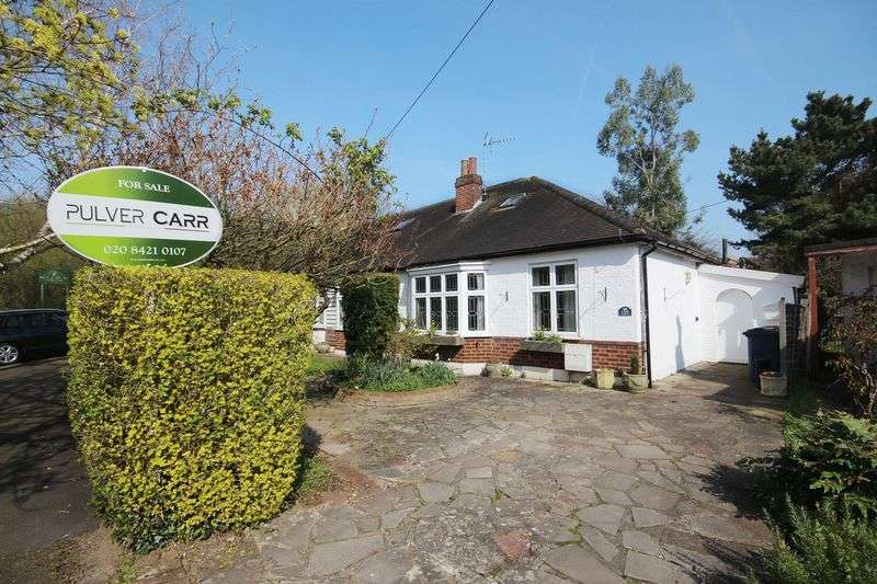 3 Bedrooms Semi Detached Bungalow for sale in Sylvia Avenue, Hatch End