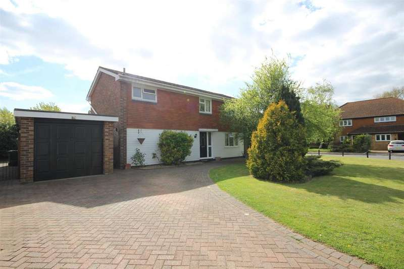 4 Bedrooms Detached House for sale in Portman Close, Bexley, DA5 2AQ