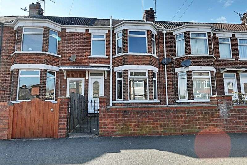 3 Bedrooms Terraced House for sale in Rockford Avenue, Hull