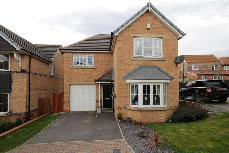 3 Bedrooms Detached House for sale in Deepdale Drive, Dales View, Consett, DH8