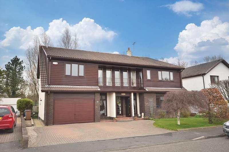 5 Bedrooms Detached Villa House for sale in 16 Newark Crescent, Doonfoot, KA7 4JD