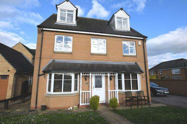 5 Bedrooms Semi Detached House for sale in The Intake, Osgodby, Scarborough, North Yorkshire YO11 3PT