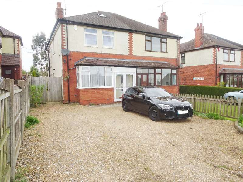 3 Bedrooms Semi Detached House for sale in Grindley Lane, Meir Heath, ST3 7LN