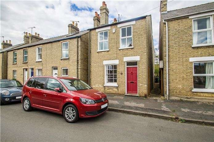 3 Bedrooms Detached House for sale in Alpha Terrace, Trumpington, Cambridge