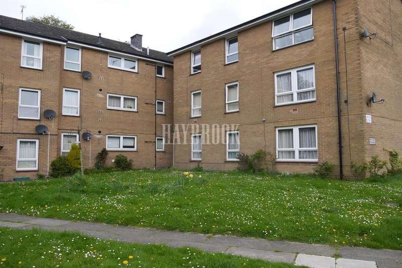 2 Bedrooms Flat for sale in Little Norton Drive