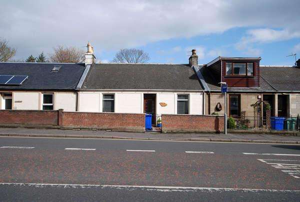 3 Bedrooms Cottage House for sale in Ailsa Cottage, 114 New Road, Ayr, KA8 8JG