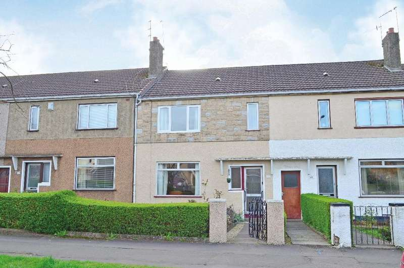3 Bedrooms Terraced House for sale in Churchill Drive, Broomhill, Glasgow, G11 7EZ
