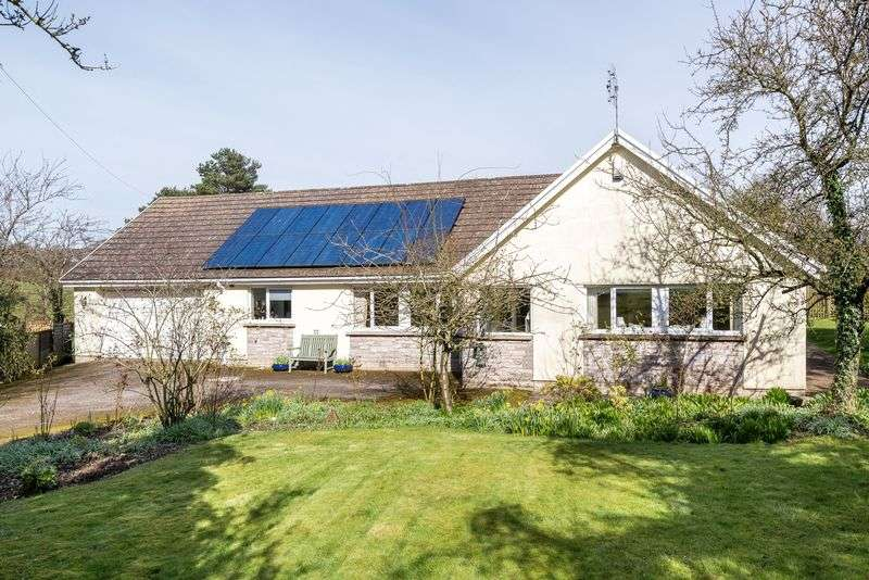 3 Bedrooms Detached Bungalow for sale in Upper Orchard, Morland, Penrith