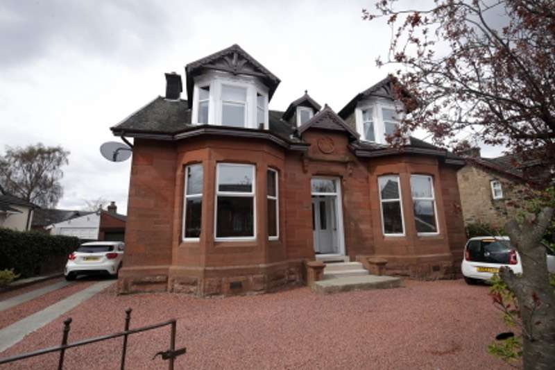 5 Bedrooms Detached House for sale in Arthur ave, Airdrie, Lanarkshire, ML6