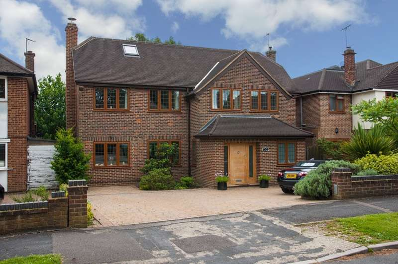 6 Bedrooms Detached House for sale in Newberries Avenue, Radlett, Hertfordshire, WD7