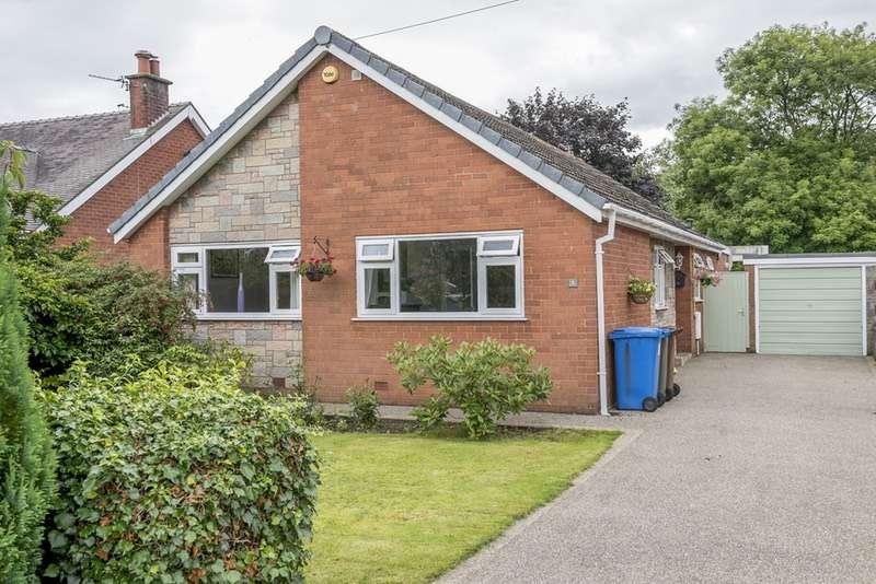 5 Bedrooms Bungalow for sale in Pompian Brow, Leyland, Lancashire, PR26