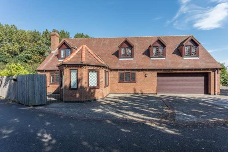 4 Bedrooms Detached House for sale in Haven Meadow, Barton upon Humber, Lincolnshire, DN18