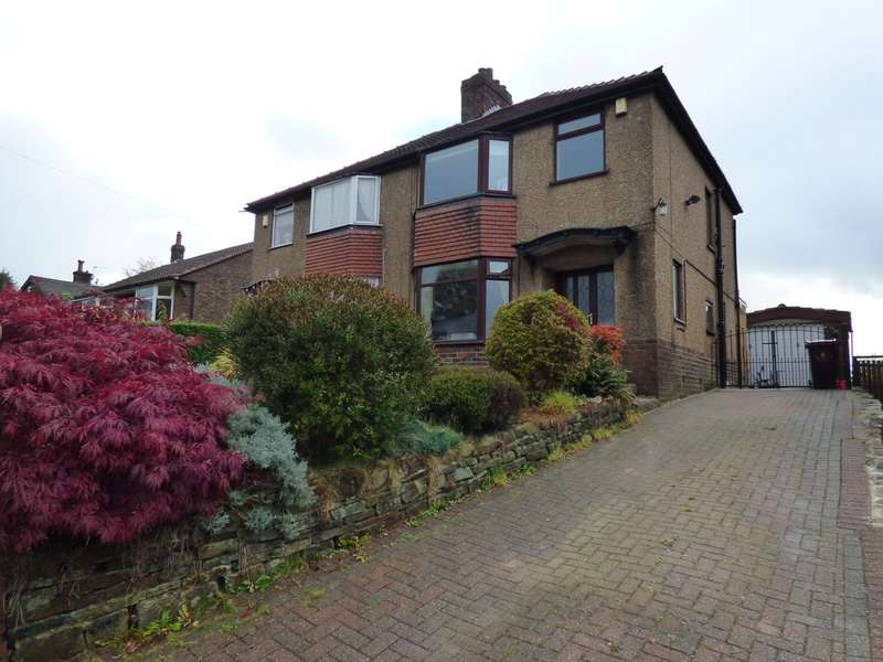 3 Bedrooms Semi Detached House for sale in Whalley Old Road, Blackburn, Lancashire, BB1
