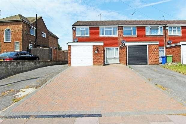 3 Bedrooms End Of Terrace House for sale in Borden Lane, Sittingbourne, Kent