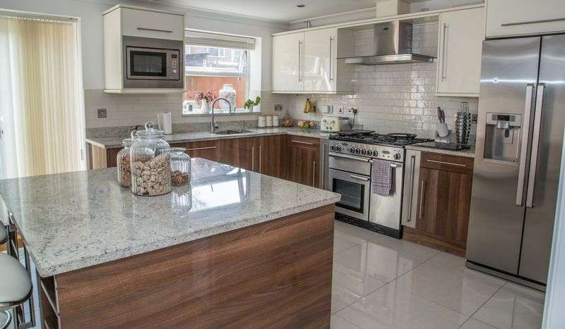 4 Bedrooms House for sale in Snitterfield Drive, Solihull