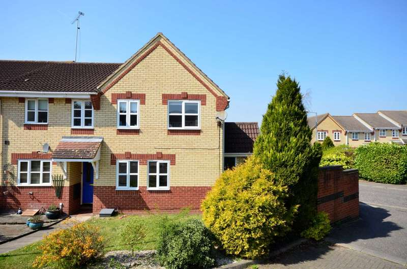 3 Bedrooms End Of Terrace House for sale in Whitesmith Drive, Billericay