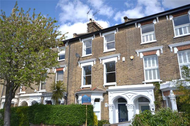 4 Bedrooms Terraced House for sale in Florence Road, Stroud Green, London, N4