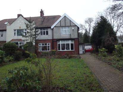 5 Bedrooms Semi Detached House for sale in Queens Park Road, Burnley, Lancashire, BB10