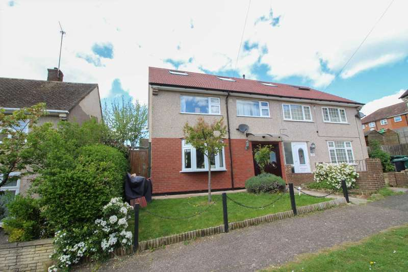5 Bedrooms Semi Detached House for sale in Culverden Road, South Oxhey