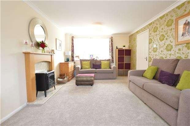 3 Bedrooms End Of Terrace House for sale in Long Croft, Yate, BRISTOL, BS37 7YN
