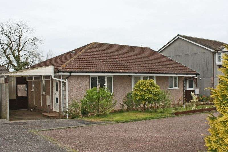 1 Bedroom Semi Detached Bungalow for sale in Rhododendron Avenue, Honiton