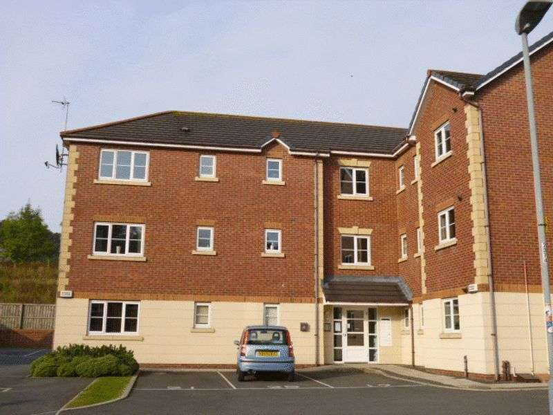 2 Bedrooms Flat for sale in Aintree Drive, Bishop Auckland