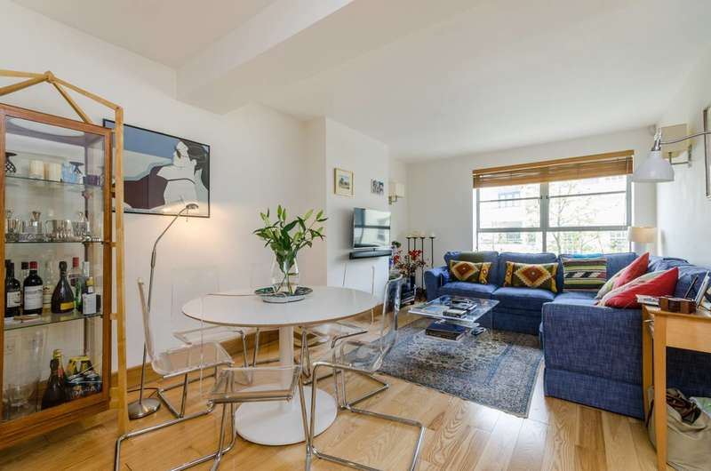 2 Bedrooms Flat for sale in Fulham Island, Fulham Broadway, SW6