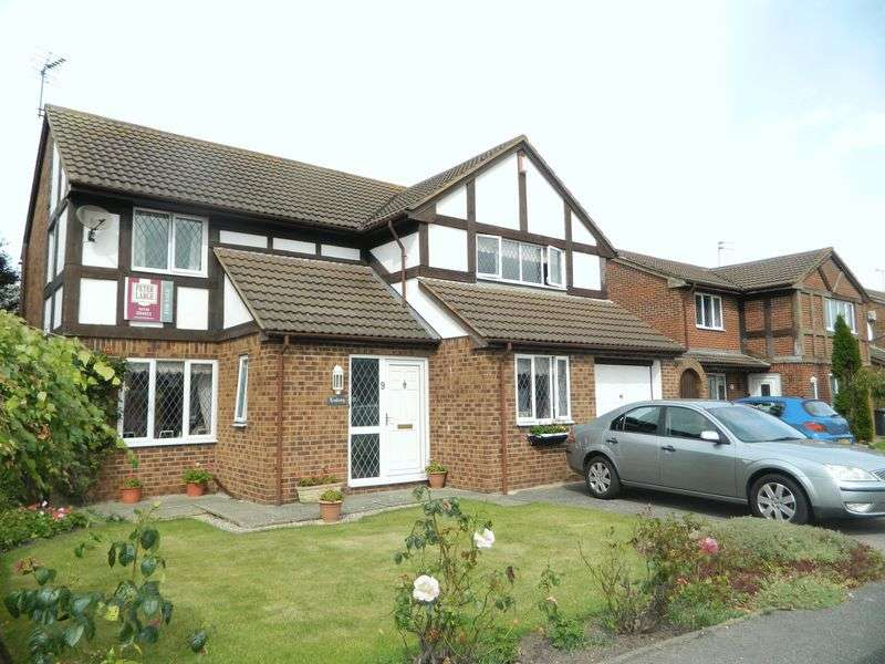 4 Bedrooms Detached House for sale in Ffordd Nant, Kinmel Bay