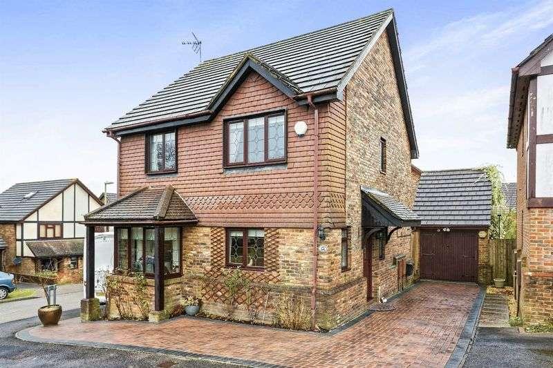 4 Bedrooms Detached House for sale in Heritage Park, Basingstoke