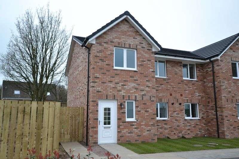 3 Bedrooms Semi Detached House for sale in Lena Gardens, Blackwood