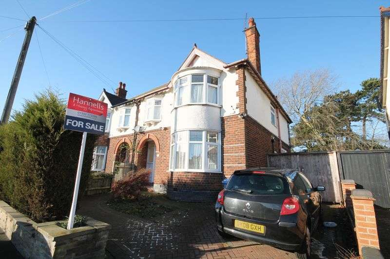5 Bedrooms Semi Detached House for sale in ARLINGTON ROAD, DERBY.
