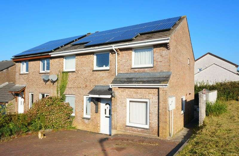 4 Bedrooms Semi Detached House for sale in Callington