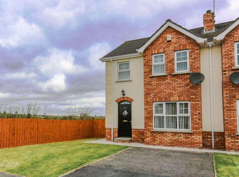 3 Bedrooms Semi Detached House for sale in 21 Keelmount Grange, Portadown, BT62 1UE