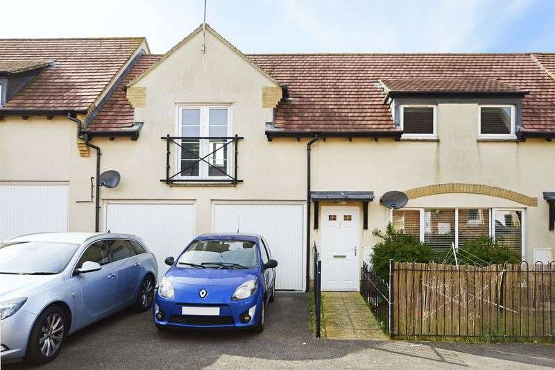 2 Bedrooms Flat for sale in Cowslip Close, Wool, BH20.