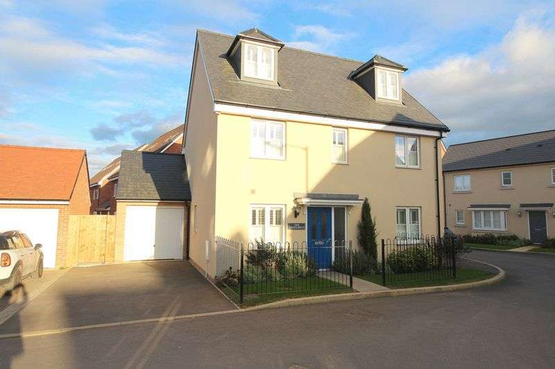 5 Bedrooms Detached House for sale in Sierra Drive, Aylesbury