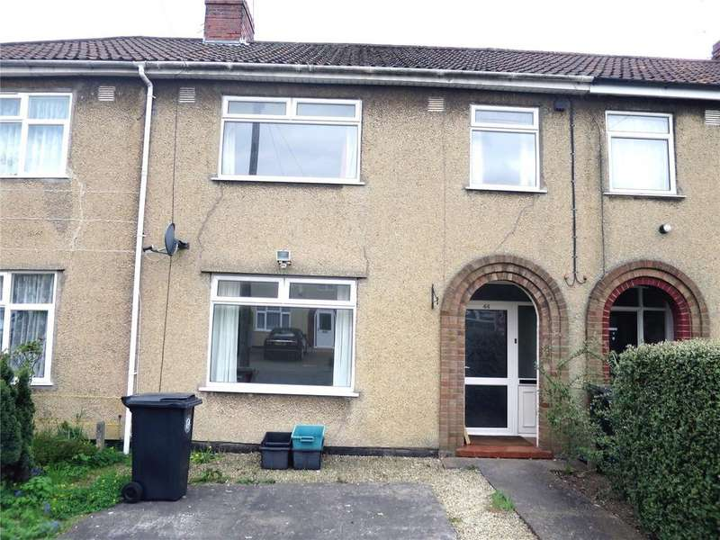 4 Bedrooms House Share for rent in Claverham Road, Fishponds, Bristol, BS16