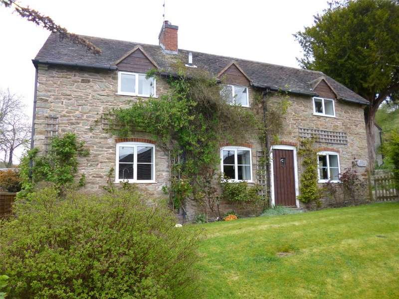 3 Bedrooms Detached House for sale in Bouldon, Craven Arms, Shropshire