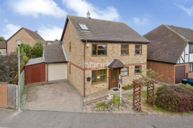 5 Bedrooms Detached House for sale in Restharrow Road, Grove Green