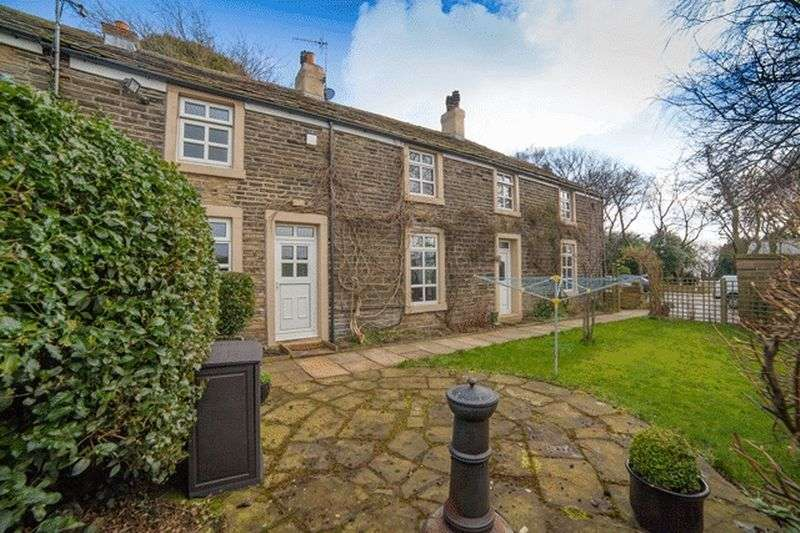 4 Bedrooms Detached House for sale in Rosemary Hill Farm, Park Lane, Halifax