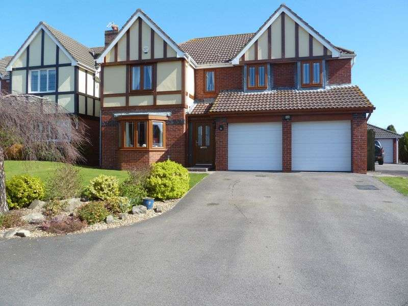 5 Bedrooms Detached House for sale in Heol Pearetree, Rhoose Point