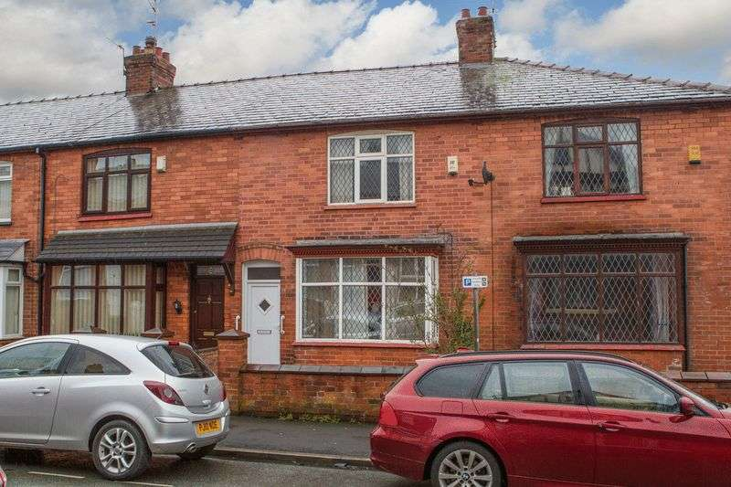 3 Bedrooms Terraced House for sale in Warnford Street, Swinley
