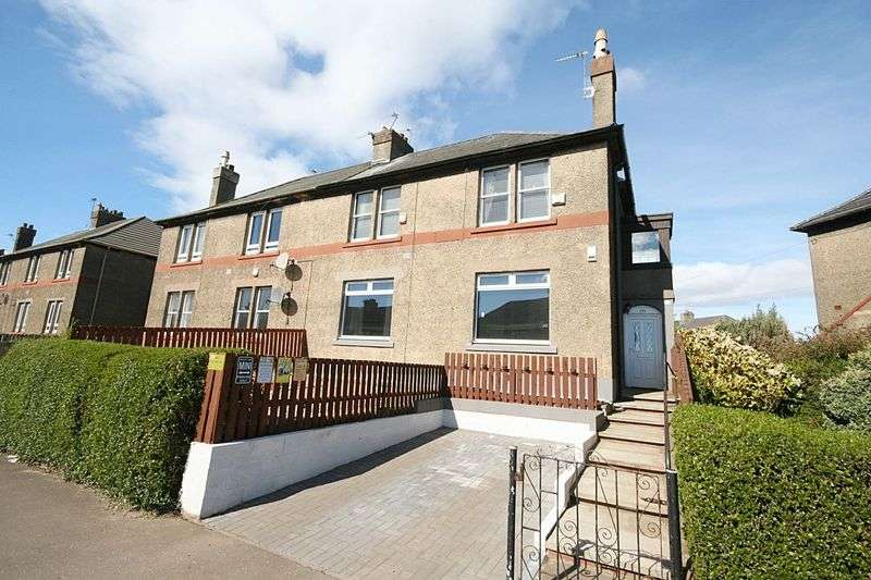2 Bedrooms Flat for sale in Den Walk, Methil